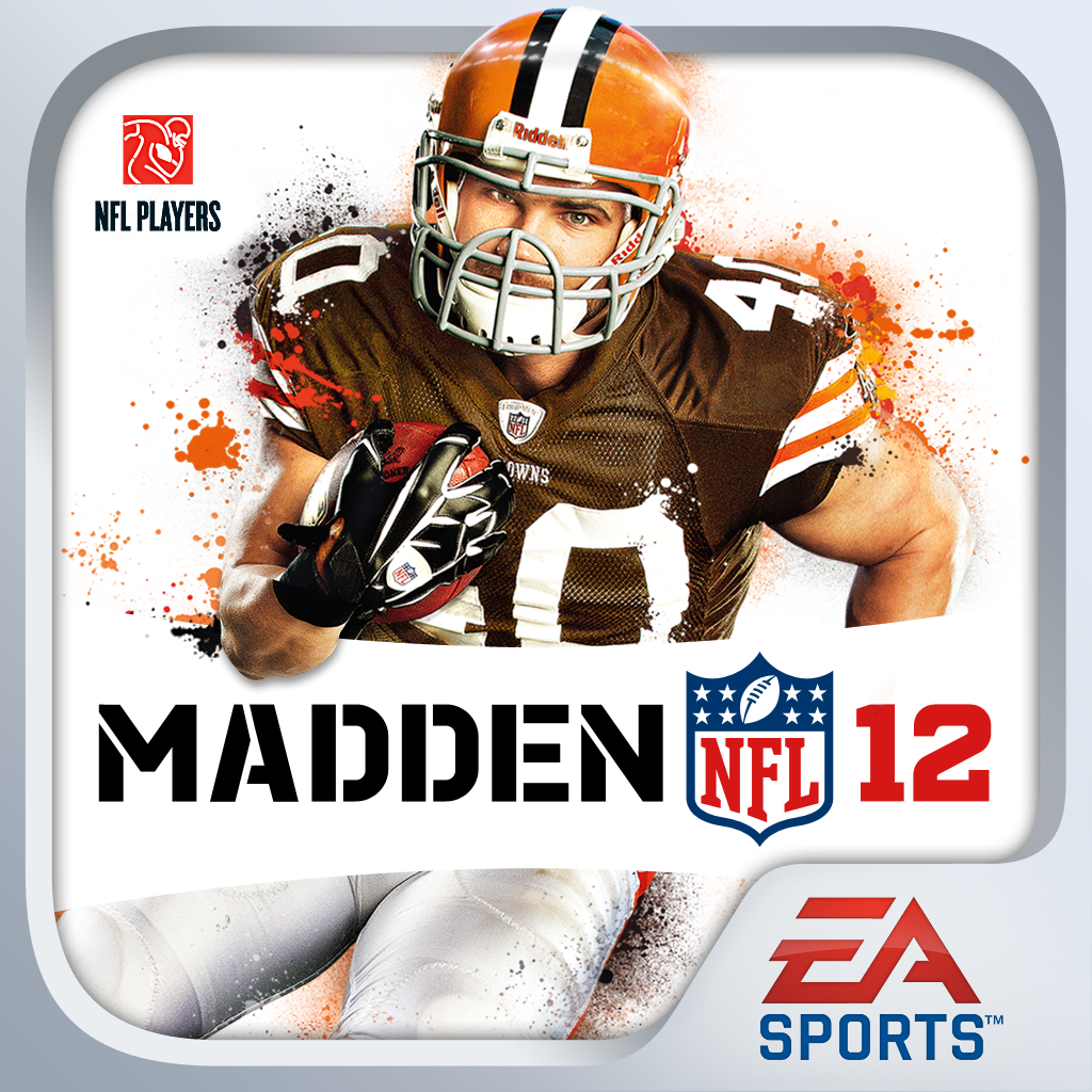 MADDEN NFL 12 by EA SPORTS™ For iPad (AppStore Link)
